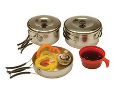 Texsport Stainless Steel Backpackers Cook Set by Texsport, http://www.amazon.com/dp/B000P9IR8I/ref=cm_sw_r_pi_dp_QwBasb1FQG9Z5