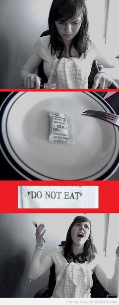 Because eating it was my first instinct!!