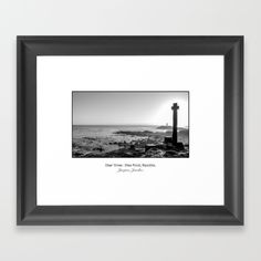 Dias' Cross at Dias Point Framed Art Print by jfjacobszphotography Framed Art Prints, Fine Art Prints, Make Ready, Woods, Photographs, Hardware, Gallery, Cover, Face