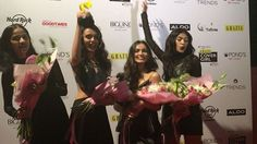 The happy winners @reliancetrends @ponds_india @aldo_shoes @jeanclaudebiguineindia @nakshatraworld @hrcindia #GraziaCoverGirlHunt2017  via GRAZIA INDIA MAGAZINE OFFICIAL INSTAGRAM - Fashion Campaigns  Haute Couture  Advertising  Editorial Photography  Magazine Cover Designs  Supermodels  Runway Models