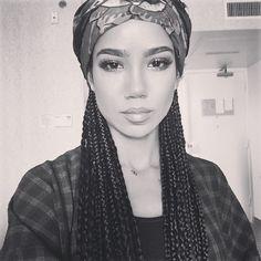 Jhené Aiko Efuru Chilombo @ 27 years old