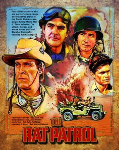the rat patrol - Google Search