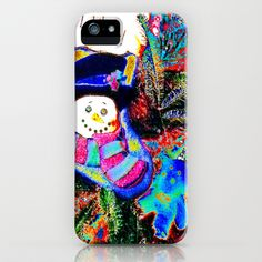Phone Cases  / iPhone (3g, 3gs) Slim Case    Christa Bethune Smith, Cabsink09 (cabsink09)  Let It Snow by Christa Bethune Smith, Cabsink09  	 . $35.00