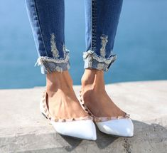 shoes (and the jeans)
