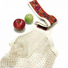 Eco friendly, rope bag, groscery bag, beach bag