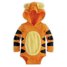 Tigger Disney Cuddly Bodysuit Costume for Baby