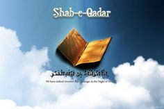 Shab-e-Qadar (the night of Qadar), comes in the blessed Month of Ramadan.When Ramadan starts, Muslims all around the world try to indulge themselves into as much good deeds as possible. They know that every good act they do would be multiplied 70 times. #RamadanKareem #ShabeQadr #Blog #RamadanMubarak