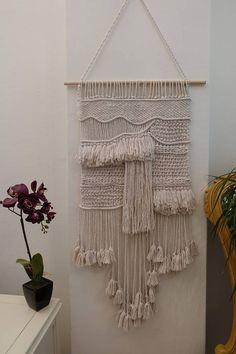 Macrame wall hanging woven wall hanging handwoven macrame