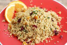 Quinoa Pilaf. LOVE Quinoa!
