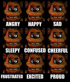 Fnaf the many faces of Freddy Fazbear. Freddy S, Five Nights At Freddy's, South Park, Fnaf Wallpapers, Fnaf Sl, Cracked Wallpaper, Fnaf Characters, Fnaf Sister Location, Fnaf Drawings