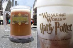 Aprenda a fazer a cerveja amanteigada do Harry Potter                                                                                                                                                                                 Mais
