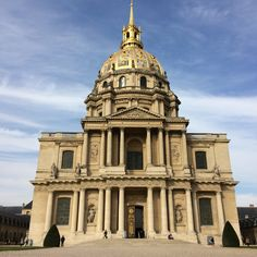 ...la tumba de Napoleón.
