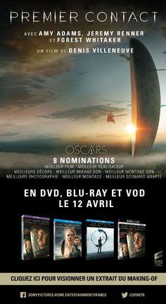 SallesObscures.com - Concours Premier Contact: Gagnez des Blu-Ray et DVD - Concours cinéma et gros plans - cinéma et DVD
