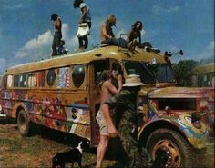 TO WOODSTOCK! <3 http://pinterest.com/genevieverose3/hippie-trippin/ <3
