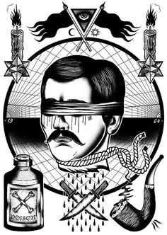 London-based illustrator Tom Gilmour, finds inspiration in occult imagery, nomadic themes and black tattoo art. His hand drawn artwork is inspired by...