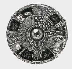 dark mandala by jeremyfamir.deviantart.com on @deviantART