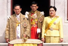 Pin for Later: There's No Doubt These Royal Families Make the Best Dressed List For Every Occasion Thailand Royal Family