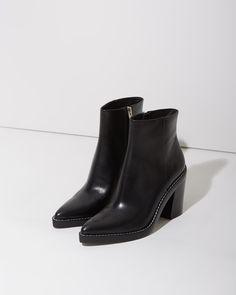 Minimal + Classic: Alexander Wang Kelli Ankle Boot | La Garçonne