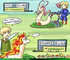 Hetalia & Pokemon!!!