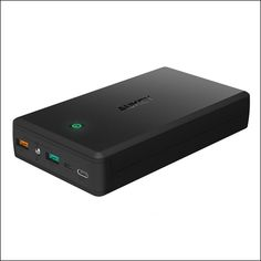 AUKEY 30000mAh USB-C Portable Charger for MacBook Pro
