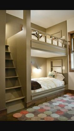 Love these bunkbeds!!!!