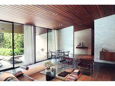 #Casa Gissling, #Sydney è stata progettata nel 1972 dall'architerro Harry Seidler. #legno #design #moderno