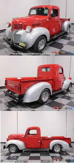 1941 Dodge Pickup: