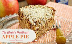 World's healthiest apple pie....Chef AJ, Date Sweetened.