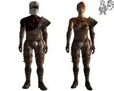 Fallout 3 armor and clothing - The Fallout wiki - Fallout: New Vegas and