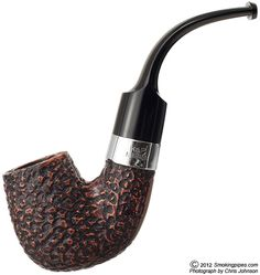 Peterson Kapet Fishtail Tobacco Pipe