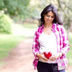 maternity heart love gravidez amor coração