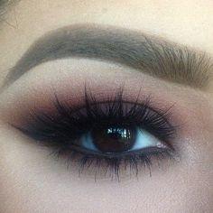 Molly M beauty, #brown eyes, #eyes