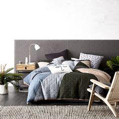 Home Republic - Blink Quilt Cover Multi - Bedroom Quilt Covers & Coverlets - Adairs online Home Bedroom, Bedroom Furniture, Home Furniture, Bedroom Ideas, Master Bedroom, Bedroom Decor For Teen Girls, Teen Girl Bedrooms, Timber Beds, New Bedroom Design