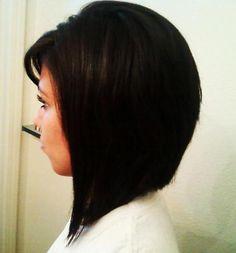 Longer A-line cut...classy and cute
