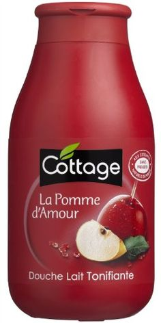 """Cottage, Latte doccia tonificante """"La Pomme d'Amour"""", 250 ml, 3 pz. Lush Bath Bombs, Perfume, Cottage, Smell Good, Hot Sauce Bottles, Face And Body, Body Care, The Cure, Skin Care"""