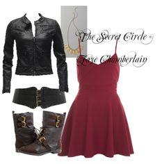 The Secret Circle Fashion Style: Faye Chamberlain, created by missrinz on Polyvore
