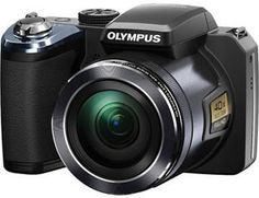 Olympus SP-820UZ iHS Superzoom Digital Camera Available For Pre-Order ~ gadgeTTechs