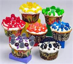 Rainbow Cake Mix Recipe