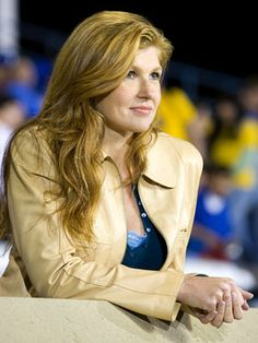 Tammy Taylor/Connie Britton has great hair.