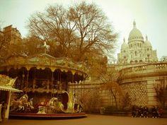 Paris. My favorite carousel!
