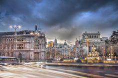 La Cibeles (Madrid)