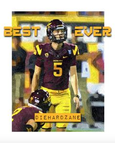 College Football History  ASU Sun Devil K Zane Gonzalez is the new  record-holder 3c3d98005