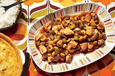 Chicken with Cashews (70s) - 50 Years of Southern Recipes - Southernliving. Our Test Kitchen staffers declared that this Chinese-inspired recipe from 1979 beats any take-out meal.  Recipe: Chicken with Cashews