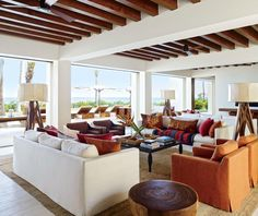 "Every house tells a story, and in Los Cabos, on the southern tip of Mexico's Baja peninsula, a pair of vacation homes stand side by side as a testament to a remarkable friendship—the one that George Clooney shares with Rande Gerber and his wife, Cindy Crawford. The name of this compound, Casamigos—or House of Friends—says it all. ""We've been hanging out for 20-something years,"" says Gerber, a nightlife entrepreneur who now focuses on his tequila-and-rum company, Gerber Spirits. ""Long before…"