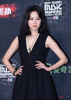 [On the Event] Gong Hyo Jin, 2015 MAMA and Hong... | Poppy Ent