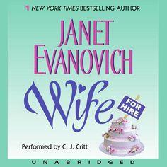 Wife for Hire (Unabridged) - Janet Evanovich   Romance...: Wife for Hire (Unabridged) - Janet Evanovich   Romance  320473188 #Romance