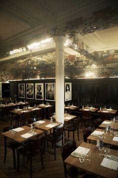 Foto Restaurant JOSEF // Gasometerstr. 24, CH-8005 Zürich, Reservationen: +41 (0)44 271 65 95, geschlossen Samstag Mittag und Sonntag. - Modern Cuisine, Autonomes Josef Zentrum, Adevntures in Modern Cuisine, Restaurant, Bar, Gute Musik