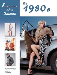 Fashions of a decade the 1980s
