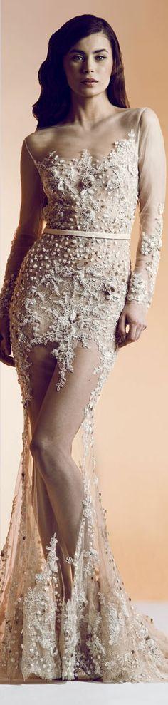 Ziad Nakad Haute Couture Spring/Summer 2014_ ~LadyLuxury~