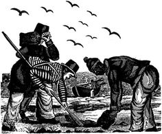 Charles Gibbs and the Black Pirate Thomas Wansley burying money. Both were tried and hung on the future Ellis Island in New York, home of the Statue of Liberty. Golden Age Of Piracy, Cotton Textile, Ellis Island, Drawing Lessons, Free Kindle Books, Pirates, Batman, African, Statue